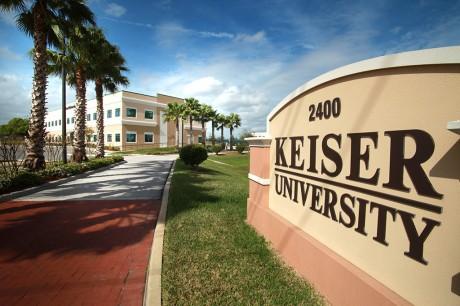 Keiser University Econ